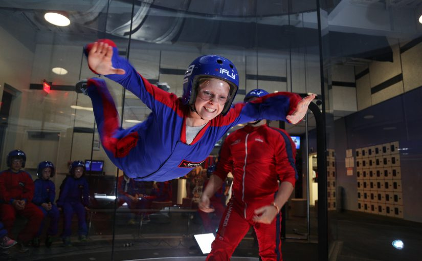 activities iFly Virginia Beach