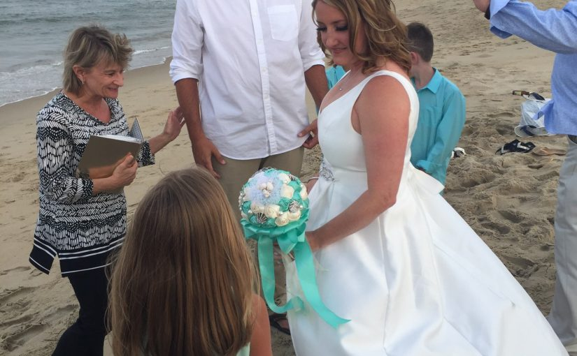 Sandbridge Wedding