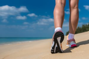 Stay in shape while on vacation
