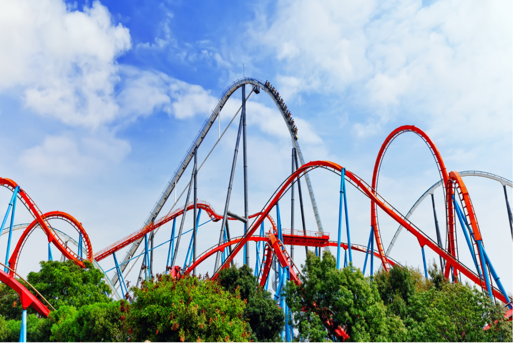 Boredom Busters with amusement parks